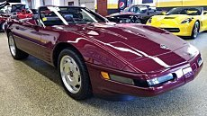 1993 Chevrolet Corvette Convertible for sale 100953745