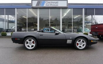 1993 Chevrolet Corvette Convertible for sale 100962081