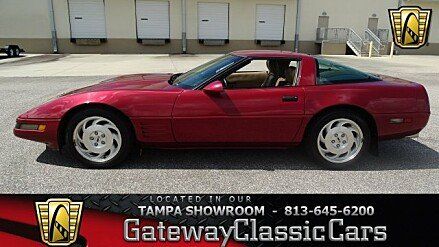 1993 Chevrolet Corvette Coupe for sale 100963565