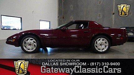 1993 Chevrolet Corvette Convertible for sale 100963576