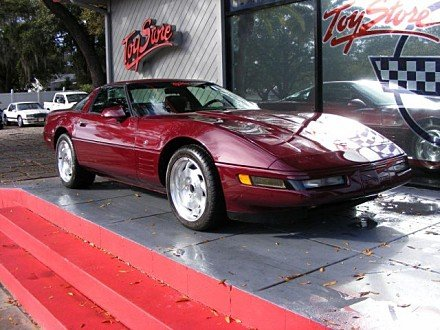 1993 Chevrolet Corvette Coupe for sale 100966725