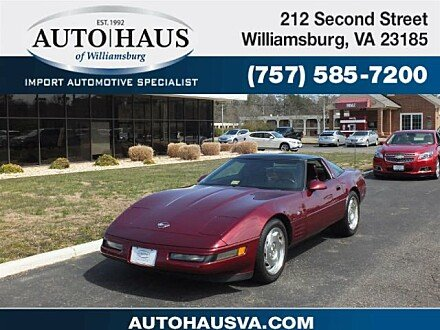 1993 Chevrolet Corvette Coupe for sale 100971731