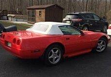 1993 Chevrolet Corvette Convertible for sale 100974520