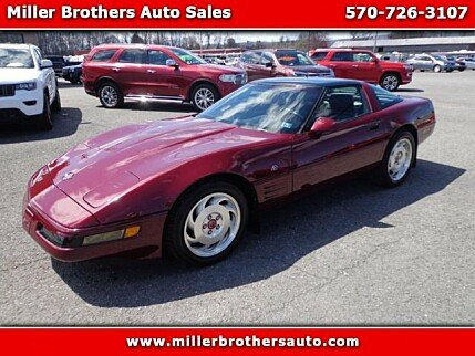 1993 Chevrolet Corvette Coupe for sale 100981197