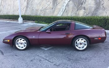 1993 Chevrolet Corvette Coupe for sale 100982526