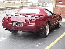 1993 Chevrolet Corvette Convertible for sale 100985298