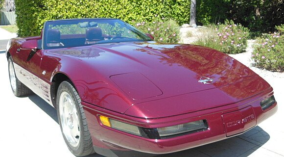 1993 Chevrolet Corvette Convertible for sale 100985749