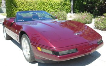 1993 Chevrolet Corvette Convertible for sale 100985749