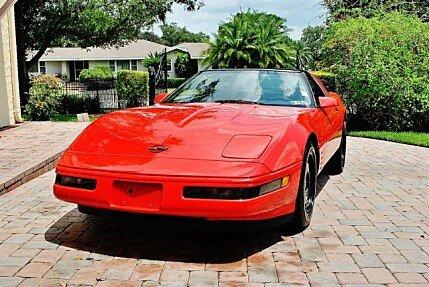 1993 Chevrolet Corvette Coupe for sale 100994295