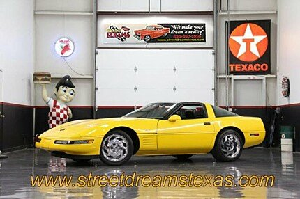 1993 Chevrolet Corvette Coupe for sale 100994602