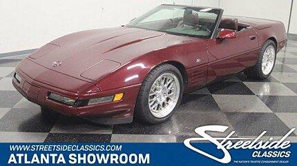 1993 Chevrolet Corvette Convertible for sale 101000066