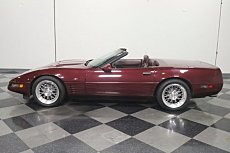 1993 Chevrolet Corvette Convertible for sale 101000066