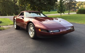1993 Chevrolet Corvette Convertible for sale 101027881