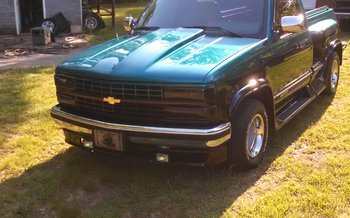 1993 Chevrolet Silverado and other C/K1500 2WD Regular Cab for sale 100761276