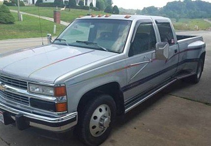 1993 Chevrolet Silverado and other C/K3500 2WD Crew Cab for sale 100840447