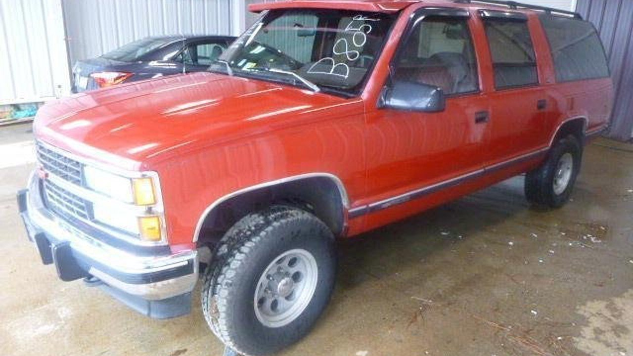 1993 Chevrolet Suburban 4WD for sale 100982789