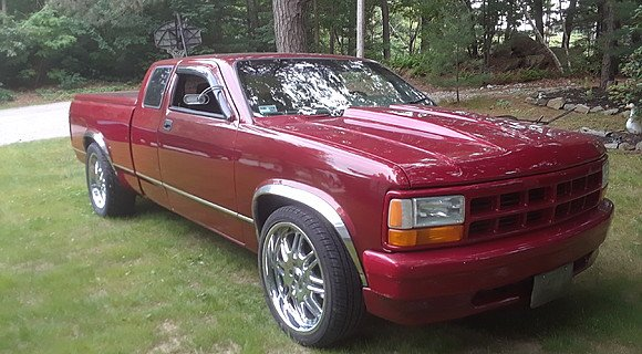 1993 Dodge Dakota 2WD Club Cab for sale 100997786