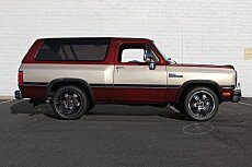 1993 Dodge Ramcharger for sale 100747018