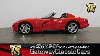 1993 Dodge Viper RT/10 Roadster for sale 100917993