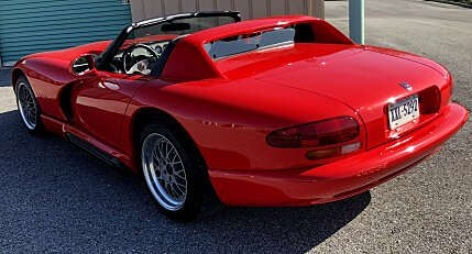 1993 Dodge Viper RT/10 Roadster for sale 100994648