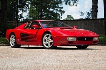 1993 Ferrari 512TR for sale 100781173