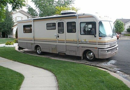1993 Fleetwood Bounder for sale 300151982