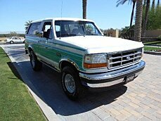 1993 Ford Bronco for sale 100863620