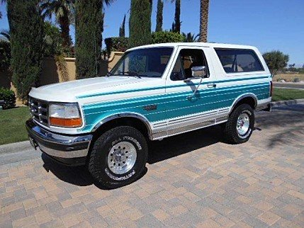 1993 Ford Bronco for sale 100864315