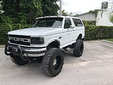 1993 Ford Bronco for sale 100999213