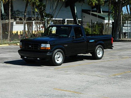 1993 Ford F150 2WD Regular Cab Lightning for sale 100943411