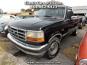 1993 Ford F150 for sale 101053617