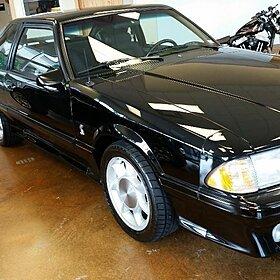 1993 Ford Mustang Cobra Hatchback for sale 100773209