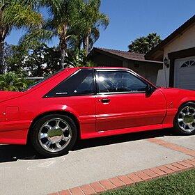 1993 Ford Mustang Cobra Hatchback for sale 100798006