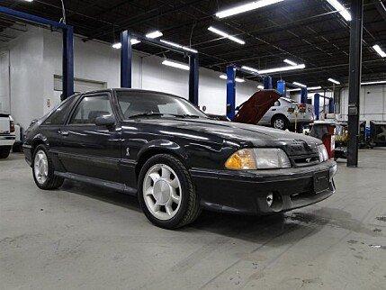 1993 Ford Mustang Cobra Hatchback for sale 100798397