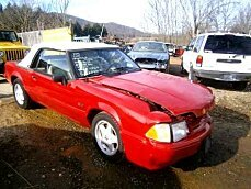 1993 Ford Mustang LX V8 Convertible for sale 100292551