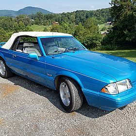 1993 Ford Mustang LX V8 Convertible for sale 100811910
