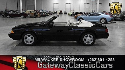 1993 Ford Mustang LX V8 Convertible for sale 100921192