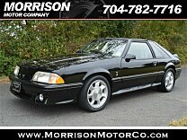 1993 Ford Mustang Cobra Hatchback for sale 100943720