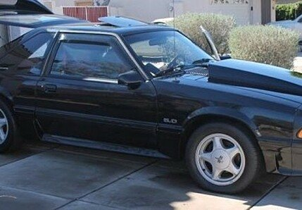 1993 Ford Mustang GT Hatchback for sale 100968144