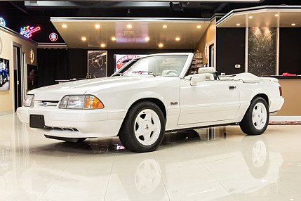 1993 Ford Mustang LX V8 Convertible for sale 100974715