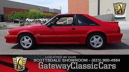 1993 Ford Mustang GT Hatchback for sale 100984022
