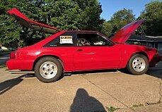 1993 Ford Mustang LX V8 Hatchback for sale 101000585