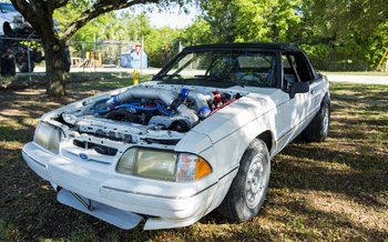 1993 Ford Mustang LX Convertible for sale 101033927