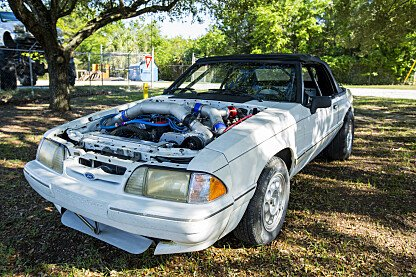 1993 Ford Mustang LX Convertible for sale 100875949