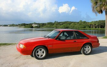1993 Ford Mustang LX V8 Hatchback for sale 101053337