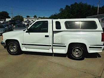 1993 GMC Sierra 1500 2WD Regular Cab for sale 100943446