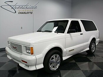 1993 GMC Typhoon for sale 100890824
