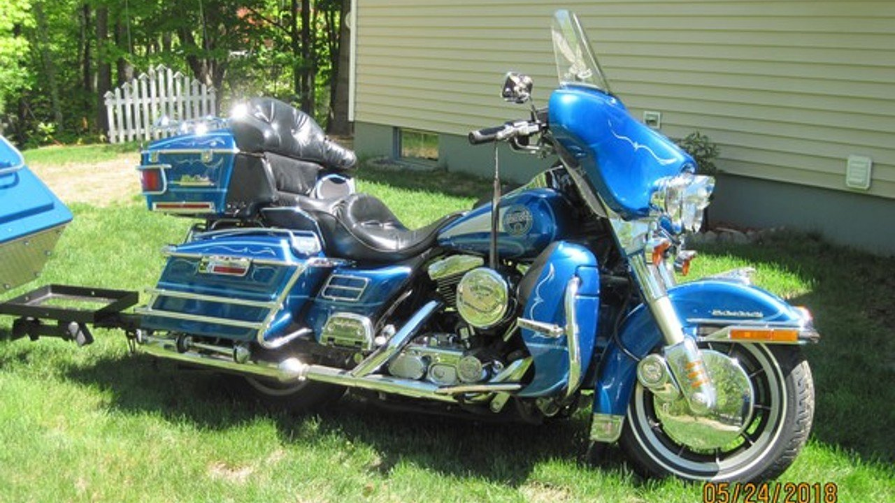 1993 Harley-Davidson Touring for sale 200580750