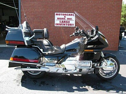 1993 Honda Gold Wing for sale 200603340