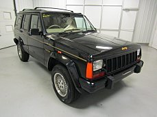 1993 Jeep Cherokee 4WD Country 4-Door for sale 101044441